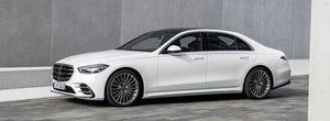 O sa-l vezi curand la fiecare colt de strada. Cat costa in Romania noul Mercedes S-Class W223
