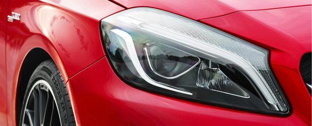 O sa-l vezi la fiecare colt de strada. Mercedes anunta cel mai ieftin AMG din toate timpurile!