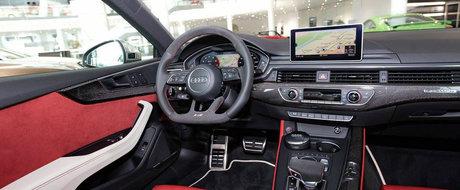O sa uiti de orice BMW Seria 4 imediat ce vezi cum arata pe viu noul Audi S5 Coupe. Pariu?