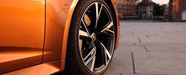 O sa uiti de orice M5 dupa ce vei vedea cum arata noul RS6 in Ipanema Brown. Pariu?