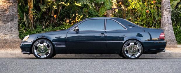 O sa uiti de orice masina noua dupa ce vei vedea cum arata acest S600 Coupe din anii '90. FOTO ca sa te convingi si singur!