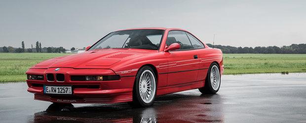 O sa uiti de orice masina noua dupa ce vei vedea cum arata acest BMW Seria 8 modificat complet de Alpina