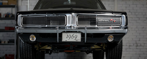 O sa uiti de orice masina noua dupa ce vei vedea cum arata acest Dodge Charger din anul 1969. FOTO ca sa te convingi si singur!