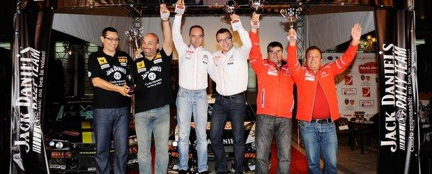 O victorie asteptata de la inceputul sezonului - echipajul NRA Cosma / Dorca