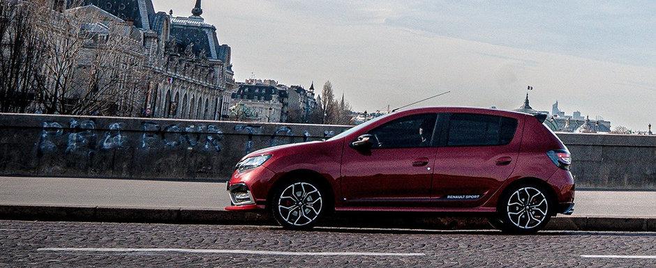 O vrem neaparat in Romania! Masina pe care Dacia nu are de gand s-o vanda si la noi a fost fotografiata in Franta. Poze reale