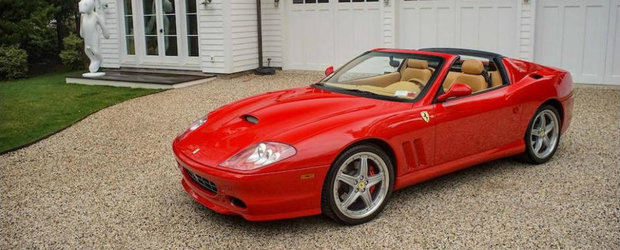 Oare cat ar trebui sa scoateti din buzunar pentru un exemplar rar de Ferrari Superamerica cu transmisie manuala?