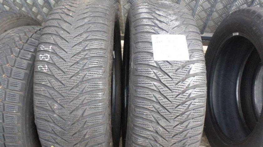 Ocazie 2 anvelope de iarna marimea 205 60 R16 la doar 100 Lei Bucata