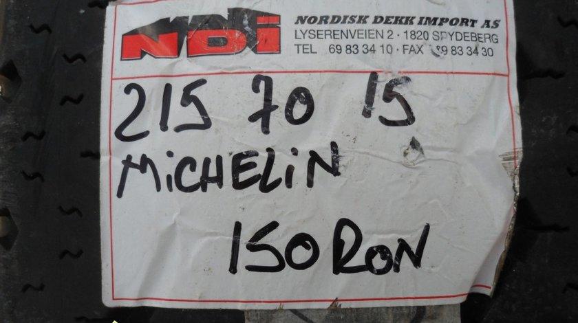 Ocazie 2 anvelope de marca Michelin la doar 150 LEI Bucata