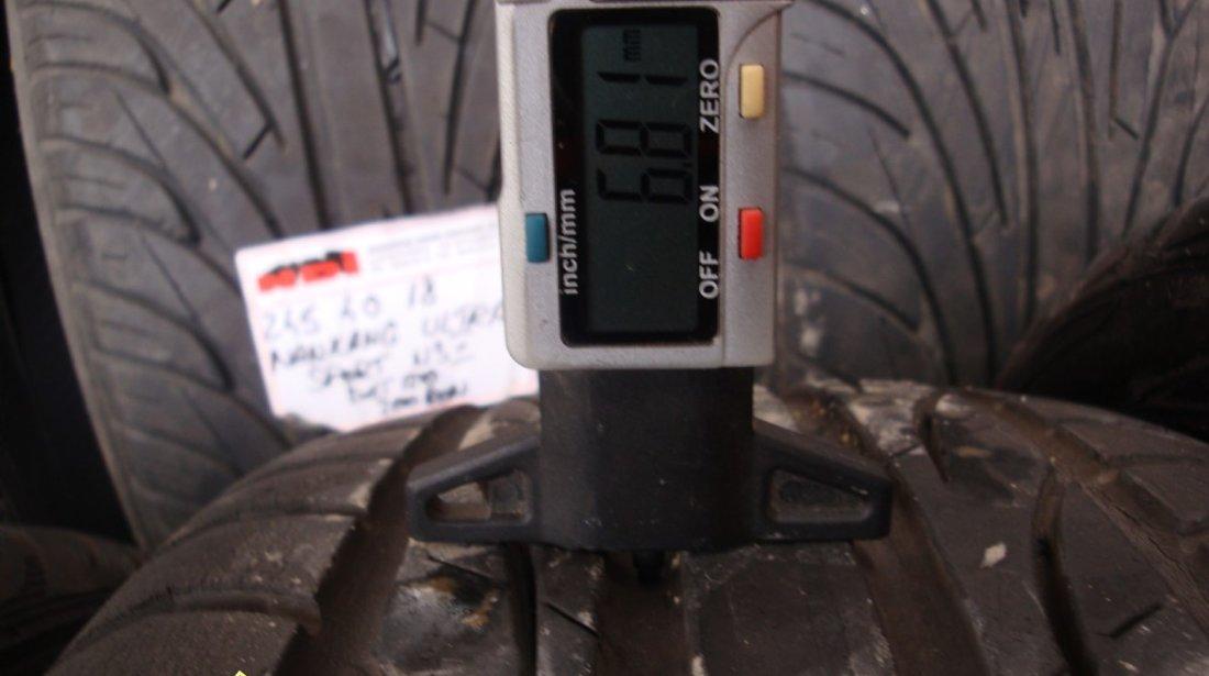 Ocazie 2 anvelope de vara marimea 205 45 ZR16 la doar 100 Lei Bucata