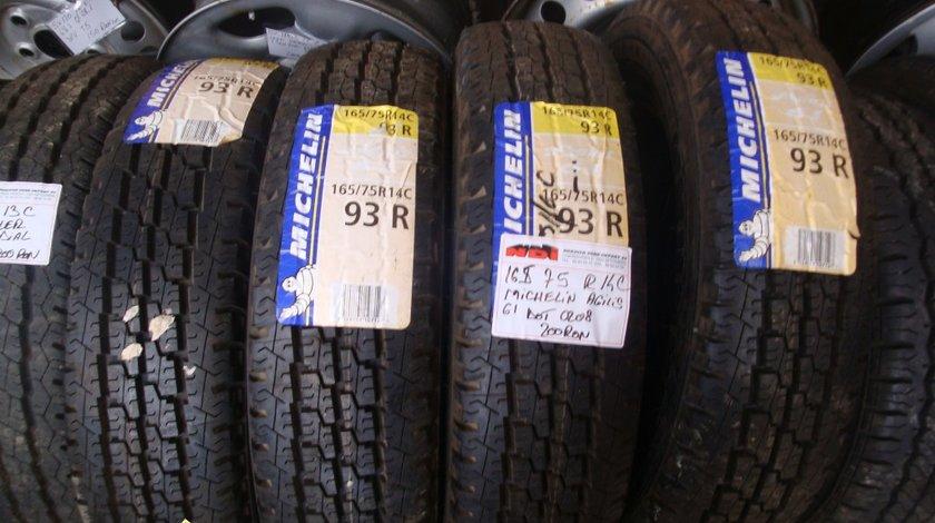 Ocazie 4 anvelope de vara noi marimea 165 75 R14C la doar 200 LEi Bucata
