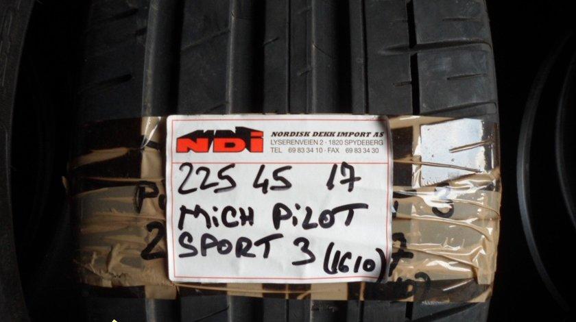 Ocazie o anvelopa de vara aproape-noua marimea 225/45/R17 la doar 200 RON Bucata