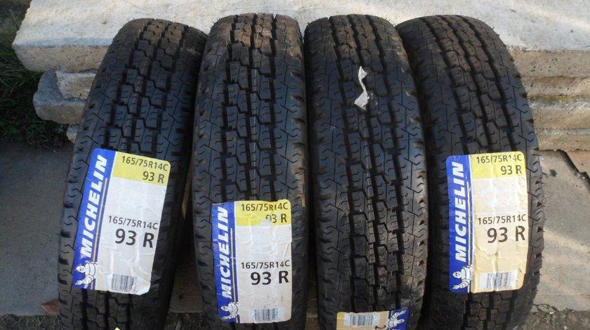 Ocazie set de 4 anvelope de iarna noi marimea 165 75 R14C la doar 250 Lei Bucata