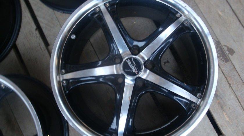 Ocazie set de 4 jante de aliaj pe 18 marca Autec pentru Volvo XC Peugeot Ford la doar 400 EURO