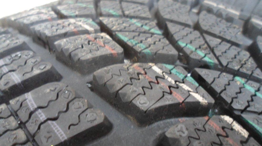 Ocazie set de 4 jante de tabla originale Audi A4 cu tot cu anvelpe noi de iarna marimea 205 60 R16 la doar 500 EURO