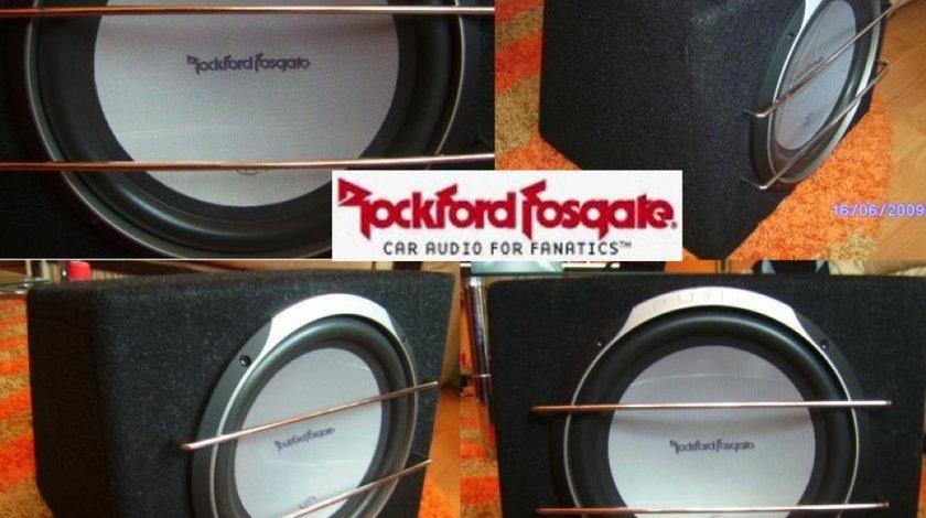 OCAZIE!!! SUBWOOFER ROCKFORD FOSGATE 15'', 400W, 100 EURO!!!
