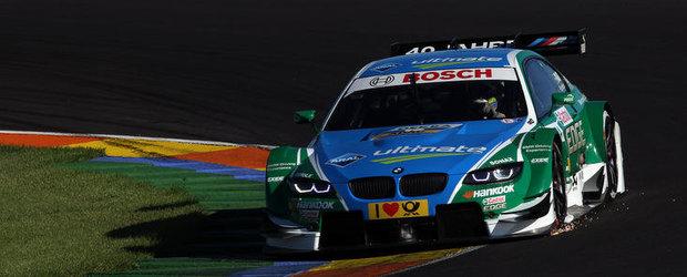 Ocazie unica la Nurburgring: Alessandro Zanardi va testa BMW M3 DTM