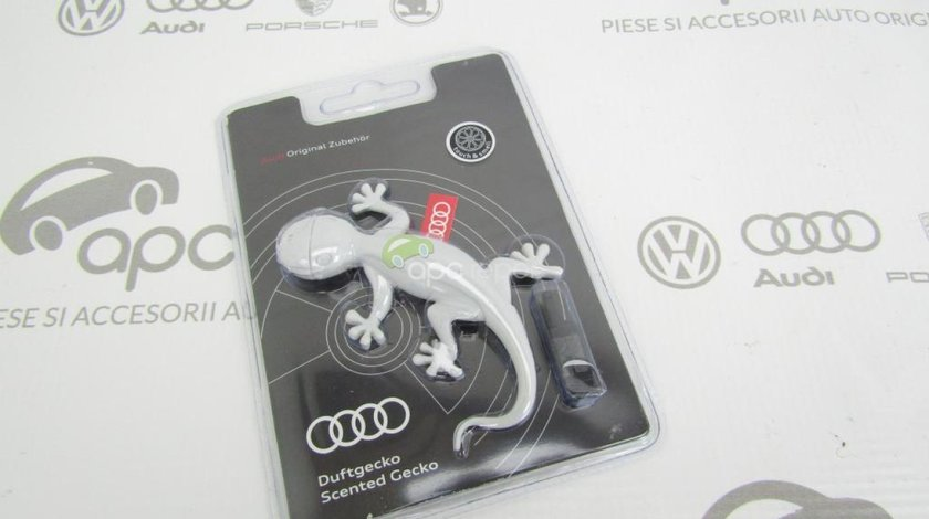 Odorizant Auto - Gecko Audi Original ,,Pine/Orange'' Grey - Gri