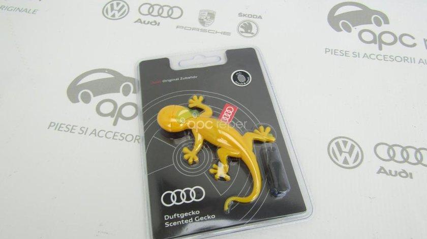 Odorizant Auto - Gecko Audi Original - Yelow - Galben - ,,Tropical Fruits''