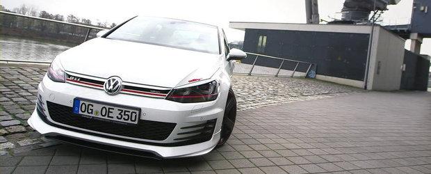 Oettinger ne incanta privirile cu un Volkswagen Golf GTI de 290 CP