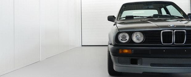Oferta de nerefuzat: BMW E30 cu kilometri putini la pret de Dacie Logan