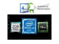 OFERTA!!!NAVIGATIE CARPAD 2DIN ANDROID 6.0.1 USB INTERNET 3G WAZE DVR GPS Intel 2GB Ram NAVD-i902