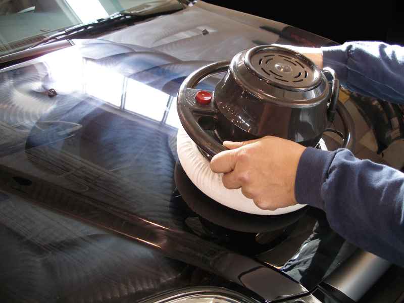 Oferta Pachet Detailing Auto polish ( caroserie, faruri, stopuri ), curateare interior, folie faruri