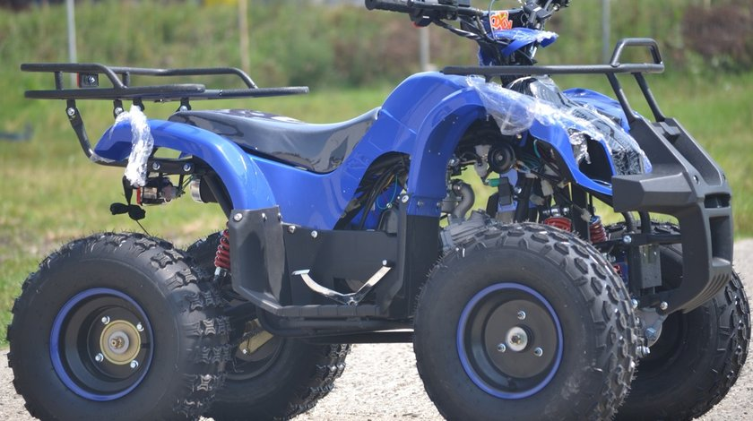 Oferta Verii: ATV Grizzly R8 125 X-Sport Atx-Flexer