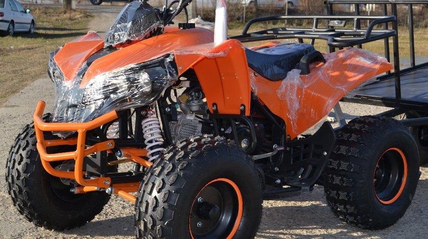 Oferta Verii: ATV Raptor P7 125 CC X-Sport Atx-Flexer