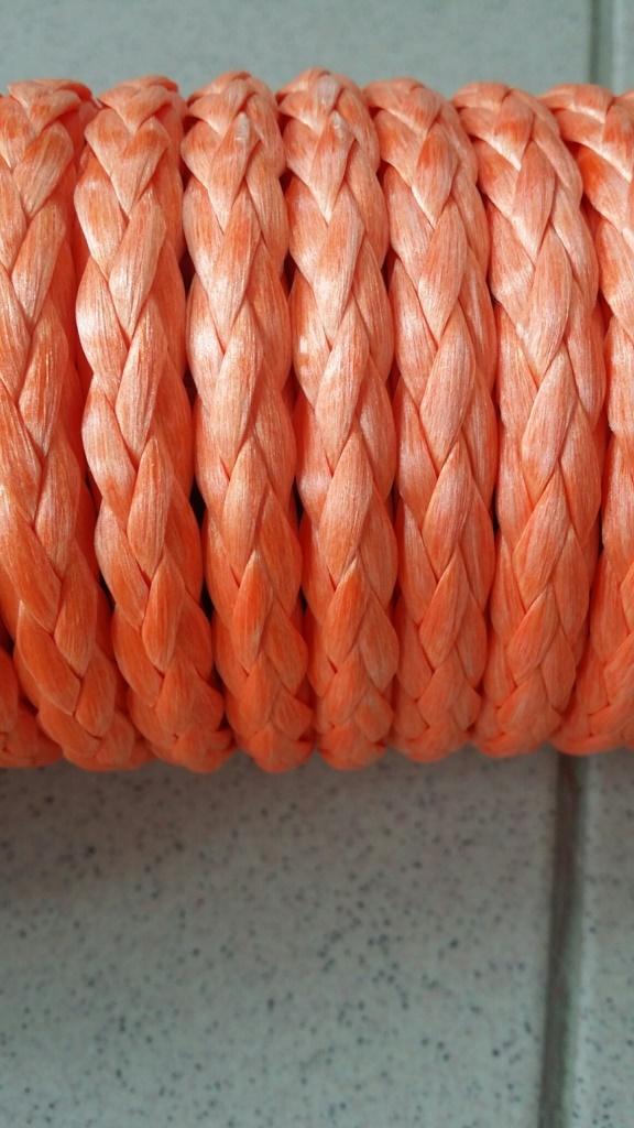 OFF-ROAD. Cablu sintetic, sufa, plasma troliu de 10mm grosime