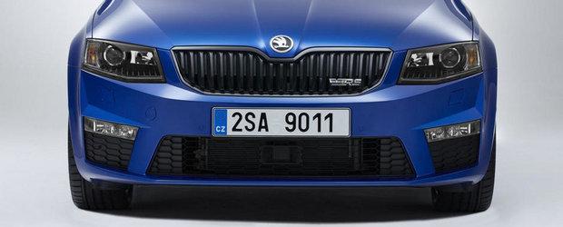 Oficial: Aceasta este noua Skoda Octavia RS!