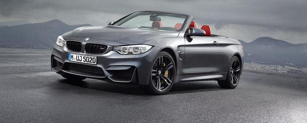 OFICIAL: Acesta e noul BMW M4 Convertible! GALERIE FOTO in ARTICOL