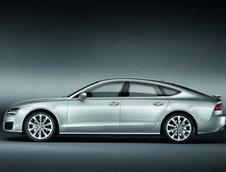 Oficial: Acesta este noul Audi A7 Sportback!