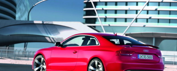 Oficial: Acesta este noul Audi RS5!