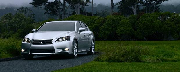 Oficial: Acesta este noul Lexus GS!