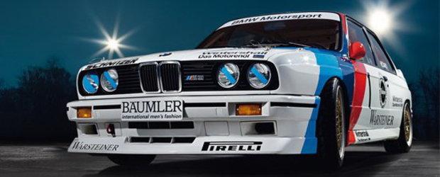 Oficial: BMW revine in DTM din 2012!