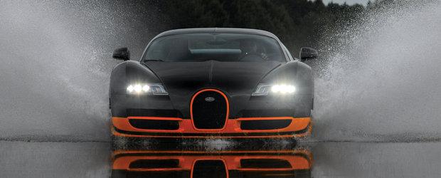OFICIAL: Bugatti Veyron SuperSport atinge 434 km/h!