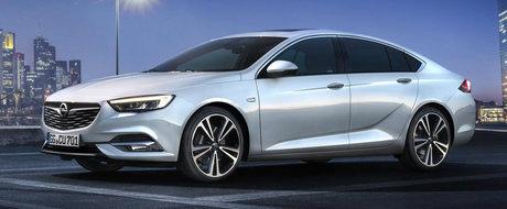 OFICIAL. Cat costa in Romania cel mai ieftin Opel Insignia si ce ofera el in standard