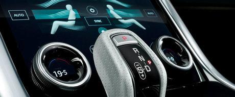 OFICIAL. Cel mai nou concurent pentru BMW X5 M are trei ecrane in bord si 575 CP sub capota