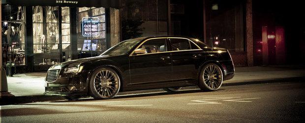 OFICIAL: Chrysler dezvaluie noul 300C John Varvatos Limited Edition