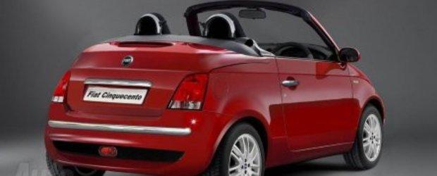 Oficial: Fiat 500 Cabrio