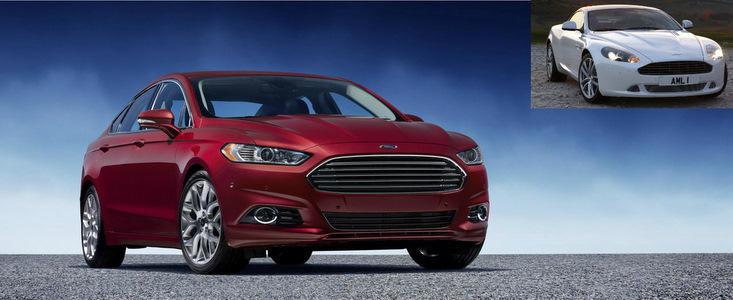 OFICIAL: Ford dezvaluie noul Mondeo. Aston Martin isi cere grila inapoi