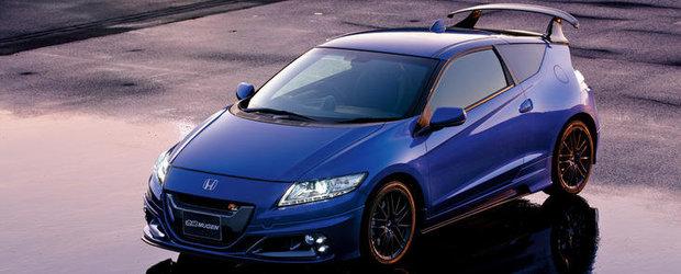 OFICIAL: Honda CR-Z Mugen RZ este primul HHH de serie din istorie!