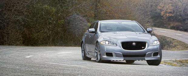 Oficial: Jaguar prezinta noul XJR