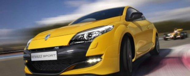 Oficial: Megane Renaultsport 250