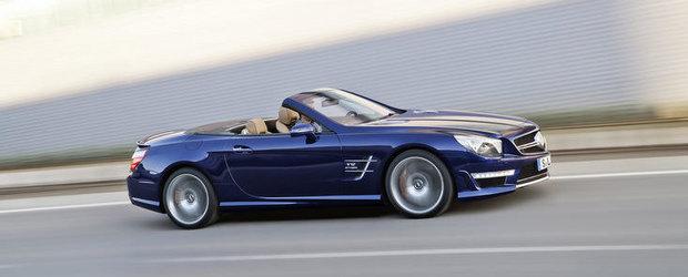 OFICIAL: Mercedes arunca in lupta noul SL65 AMG