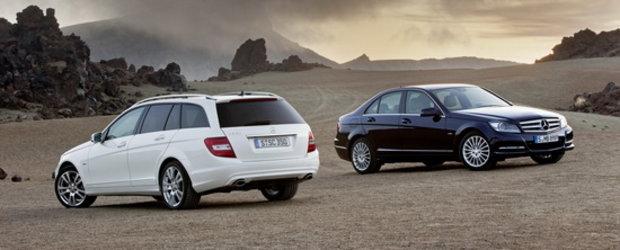 Oficial: Mercedes C-Class primeste o noua fata, plus alte imbunatatiri