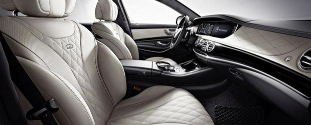 OFICIAL: Mercedes dezvaluie noua generatie a limuzinei S600