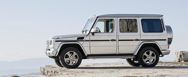 OFICIAL: Mercedes dezvaluie noul G-Class, inclusiv mult-anticipatul G65 AMG