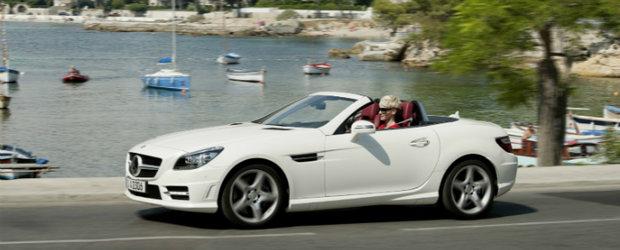 Oficial: Mercedes dezvaluie noul SLK250 CDI