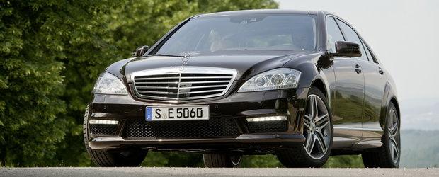 OFICIAL: Mercedes prezinta noul S63 AMG!